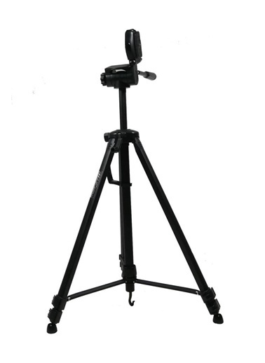 Techmaster Telefon Canon Nikon 5kg Kapasite DSLR Uyumlu 157cm Tripod WT-3540 Renkli